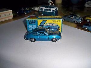 Corgi Toys N°332 Lancia Fulvia Sport Zagato