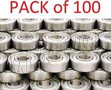 100 Roller Rolling Skate Ball Bearings 608 ZZ 608Z Z 2Z inline/Rollerblade Blade