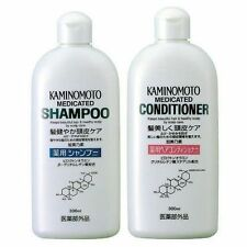 Medicated Scalp Hair Growth B&P Shampoo & Conditioner 300mL From Japan F/S