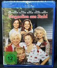 Steel Magnolias Blu-Ray (1989, Magnolien aus Stahl) GERMAN IMPORT Region FREE