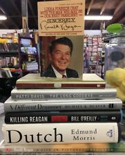 Lot Of 7 Books About Ronald Reagan