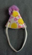 MY LITTLE PONY MLP G1 party gift pack hat party time wear Tutti Frutti HASBRO