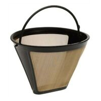 Cuisinart GTF Gold Tone Filter For CHW-12 Series Coffee Maker Strainer Household