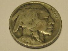 1918/7-D Buffalo Nickel Good 6 RARE OVERDATE