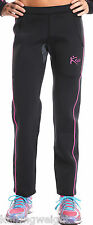 Kutting Weight Sauna Suit Weight Loss Neoprene Black & Pink Pants with Pockets!