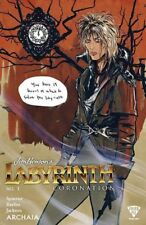 JIM HENSON'S LABYRINTH CORONATION #1 FRIED PIE VARIANT TULA LOTAY NEW / IN-HAND