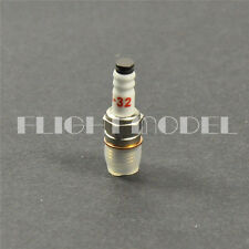 2pcs Rcexl Iridium Spark Plugs1/4-32 ME8  for Gasoline RC airplane Ignitor IN US