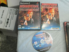 Resident Evil: Dead Aim (PlayStation 2, PS2) complete