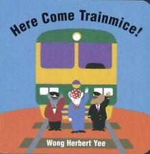 Here Come Train Mice!-ExLibrary