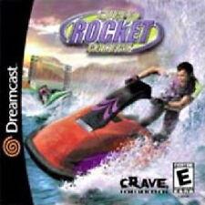 Surf Rocket Racers *rare* Sega Dreamcast Game Aus Express