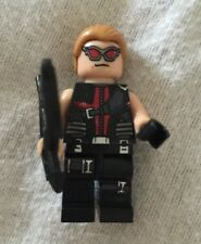 Hawkeye Minifig Marvel Movie Fig Avengers Leg Barton Jeremy Renner Ultron