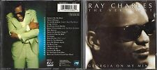 CD 19 TITRES RAY CHARLES THE VERY BEST OF 1994 GEORGIA ON MY MIND EUROPE