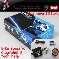 NCS Compacto Moto Alarma de motocicleta & immobiliser también para quad / atv / Trike