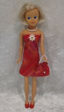 Made to fit MARY QUANT DAISY #19 Dress, Purse & Necklace,  Handmade doll clothes
