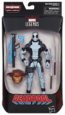 MARVEL LEGENDS DEADPOOL SERIES X-FORCE DEADPOOL ACTION FIGURE BAF SASQUATCH