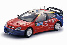 SUN STAR 1:18 CITROEN XSARA WRC RALLY SWEDISH  LOEB 2004 ART 4408