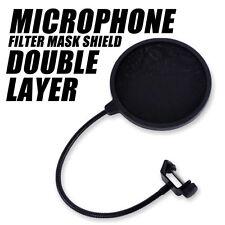 PROFI Popschutz Popkiller Popfilter Pop Filter Schutz Schirm für Mikrofon Studio