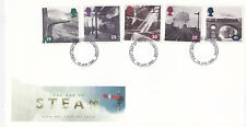 GB 1994 The Age of Steam FDC Tonbridge CDS Unadressed with enclosure VGC
