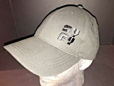 SDCC 2017 Syfy Black Snapback Hat San Diego Comic Con New