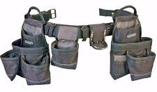 18 Pocket Tool Belt Heavy Duty Nylon Bag Storage Organizer