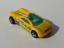 Hot Wheels Backdraft 2001 Mattel Speed Machines Macchina Car Vintage Macchinina