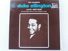 DUKE ELLINGTON - The Complete vol 10 - 2LPs