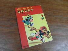 ENFANTINA vintage /  MICKEY Walt Disney LES AVENTURES DE GOUFY Ed. EDICOQ