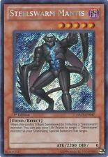 Steelswarm Mantis - HA05-EN047 - Secret Rare 1st Edition