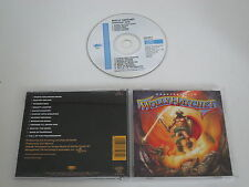 MOLLY HATCHET/GREATEST HITS(EPIC EPC 467593 2) CD ALBUM