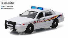 Greenlight - Atlanta, Georgia Police 2008 Ford Crown Victoria Police Interceptor