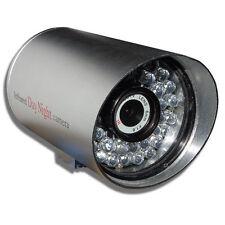 "Sunvision 650Tvl Outdoor Bullet Cctv Camera Cs 6mm 1/3"" Sony Ccd 36 F8 Led (11)"