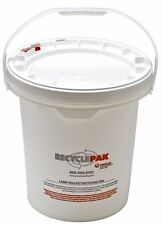 Dental Amalgam Waste Recycle Disposal Container - 5 Gallon - Prepaid Label Free