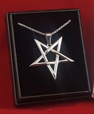 Inverted Pentagram / Pentacle necklace