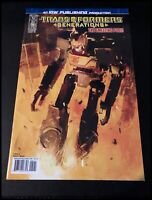 IDW Comics The Transformers Generations Issue 5 (#5) Cover A (June 2006)