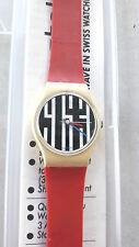 Swatch, LW117, SPEED LIMIT, NEU
