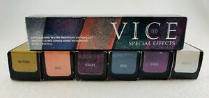 Urban Decay VICE Special Effects Lipstick / Topcoat in Circuit or Ritual, NEW