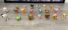 Littlest Pet Shop LPS Authentic Lot Of 20