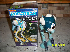 Macross Robotech Tactical Battle Pod Zendraedi with box missing parts repaired
