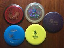 Disc Golf Discs Lot (MVP, Legacy, Innova, Gateway)