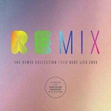 David Byrne And Fatboy Slim - The Remix Collection From Here Lies Love (NEW CD)
