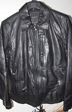 Marc New York Andrew Marc Leather Jacket MM5A1044 Black Size: Medium
