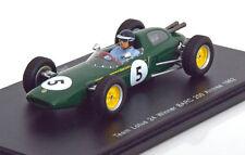 Spark 1:43 Team Lotus 24 - Jim Clark - Winner BARC Aintree 1962 - New
