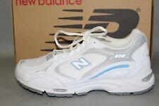 NEW Women's New Balance WW658WB Size 5.5 B White Supportive Walking Shoe