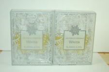 Perfect Christmas WINTER Bath Body Works Wallflowers Refills - 4 Fragrance Bulbs