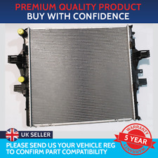RADIATOR TO FIT IVECO DAILY MK5 MK6 3.0 DIESEL 3.0 CNG