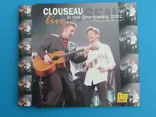 CD DAG ALLEMAAL  :  CLOUSEAU  SPORTPALEIS  LIVE 2002    (RB708)
