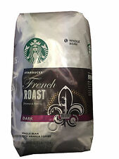 Starbucks French Roast Dark Whole Bean Coffee 40 Oz/2.5 LB /1.13kg