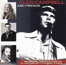 GLEN CAMPBELL and Friends CD