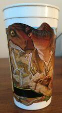 Jurassic Park McDonald's Dinosaur Cup JP2 Gallimimus Coca Cola 1992