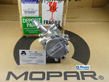 Power Steering Pump for Jeep Wrangler JK 07-18 2.8CRD 52060171AE New OEM Mopar